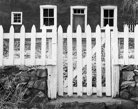 Gate and Windows New Mexico, alan ross, How To Choose The Best Spot For Camera And Lens, photography