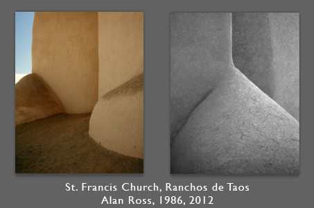 Ranchos Church 2 views